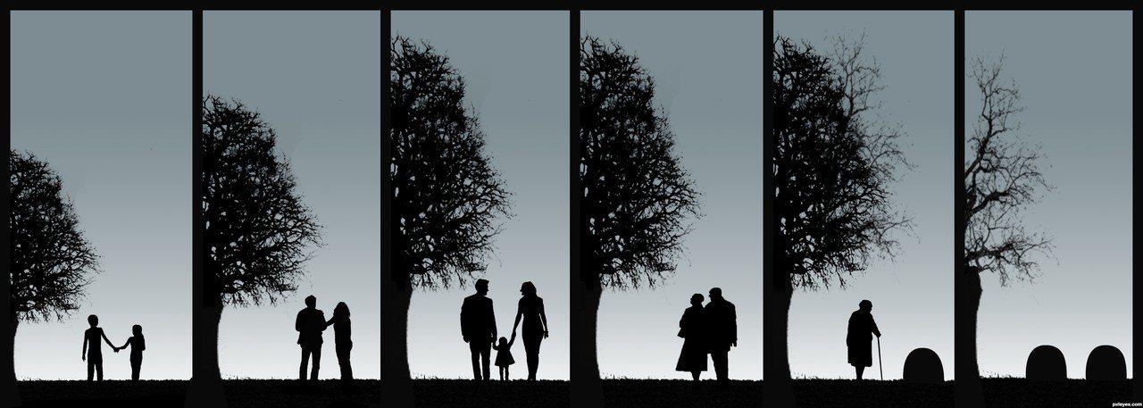 至死不渝的愛情~這位老太太臨死前為丈夫做了這樣一件事情