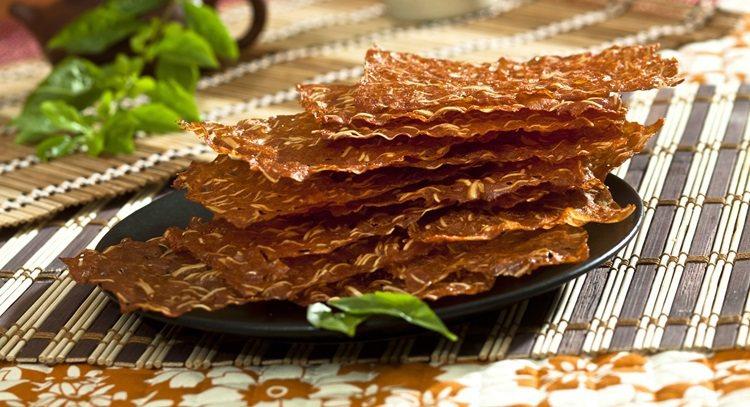南門市場老字號快車肉乾,是熱門團購零食。 圖片/廠商提供