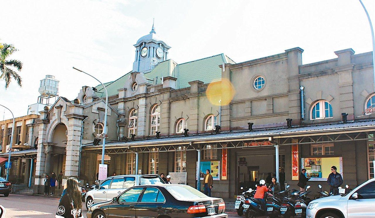 新竹車站。 圖/聯合報系資料照