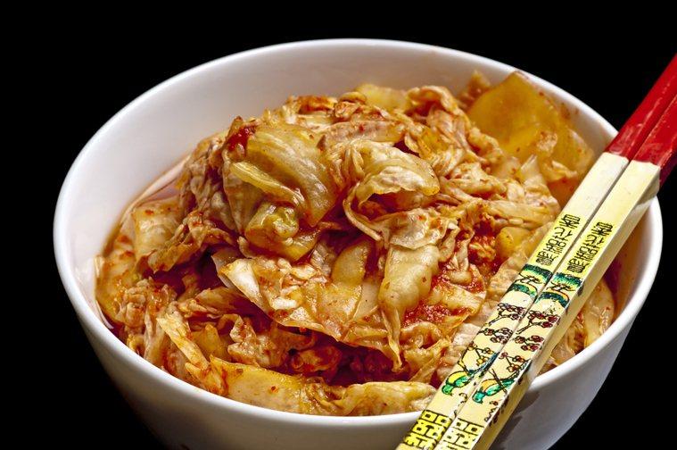 韓國泡菜。 圖/Ingimage