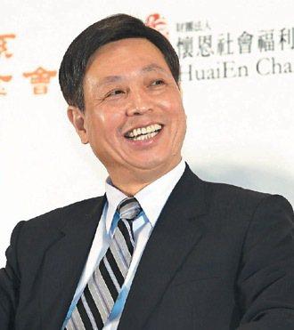 遠雄航空自由貿易港區公司董事長葉鈞耀。 記者陳柏亨/攝影