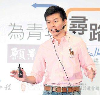 美商APT大中華區分析師羅荷傑。 記者陳立凱/攝影