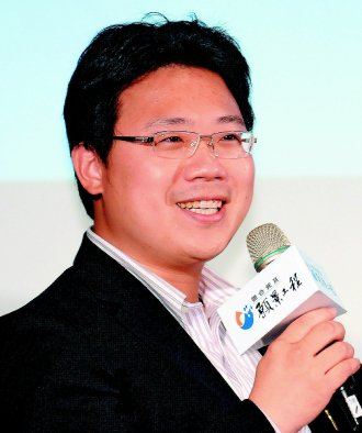 成長沒有極限林群倫(SLP Taipei共同創辦人) 記者盧振昇╱攝影