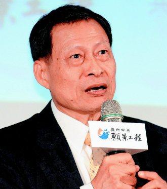 思考走不一樣的路賴英照(司法院前院長) 記者盧振昇╱攝影
