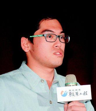 在嘗試中尋找可能范竣宇(宜蘭大學學生議會議長) 記者盧振昇╱攝影