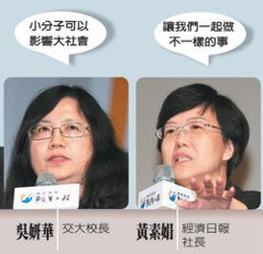 熱血最動人…「讓台灣更好的動機 令人感動」