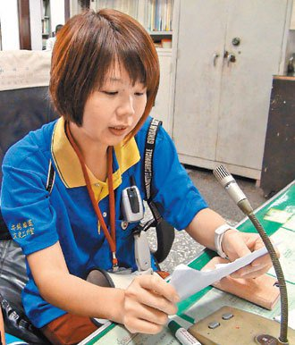 來自柬埔寨、第一位獲得十大傑出青年的新住民林麗蟬。 記者陳雅玲/攝影