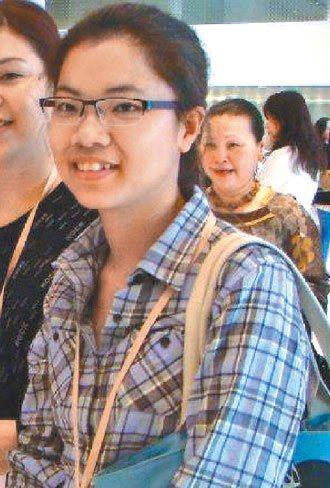 來自柬埔寨的單親媽媽、南洋姊妹劇團執行秘書李佩香。 南洋台灣姊妹會提供