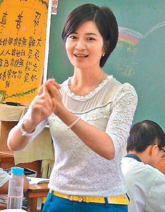 來自越南的紀錄片導演阮金紅。 記者陳雅玲/攝影