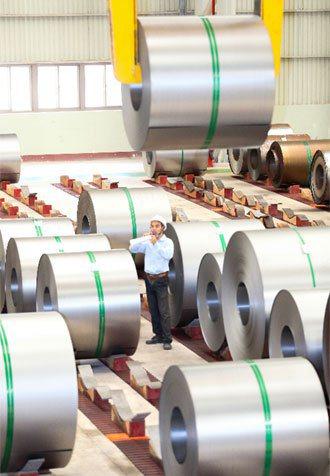 才在去年竣工投產的中鋼住金越南公司,為中鋼深耕越南市場,同時進軍東協與南亞等新興...