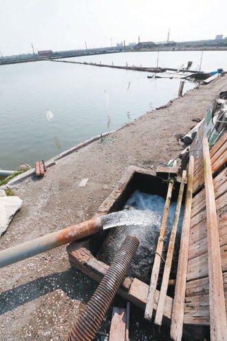 西南沿海地層下陷嚴重,水利署已完成地下水井納管,將評估是否符合土地利用條件,並推...