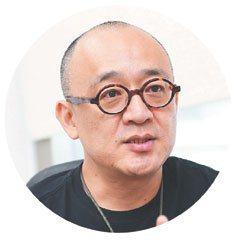 阮劍安。 記者楊萬雲/攝影