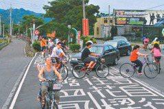 台中/汽機車、行人爭道 單車走哪