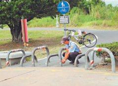 雙北/河濱單車道「落漆」怎麼騎?
