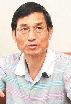 台大社會系教授林萬億。 圖/聯合報提供