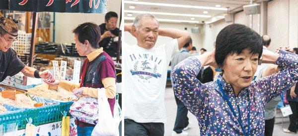 做做健康操、還幾樣高級食材,日本銀髮族的生活很有餘裕,不擔心年金微調,因為退休後...