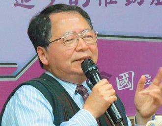 清華大學校長陳力俊  報系資料照