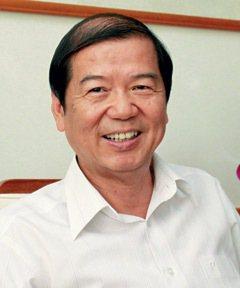 佛光大學校長楊朝祥。 記者林澔一/攝影
