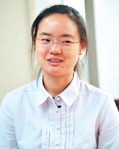 巴黎綜合理工台灣學生李悅寧。 特派記者林澔一/法國攝影