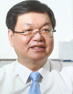 台科大校長廖慶榮。 記者徐兆玄/攝影