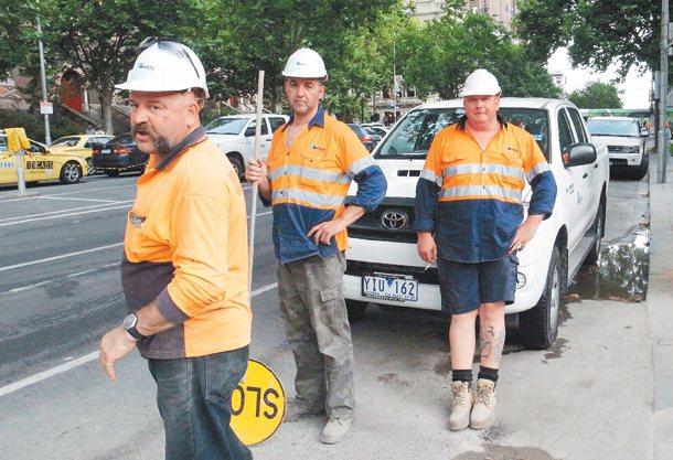 澳洲人對職業的尊重與專業,來自於技職教育的成功。 特派記者廖國隆╱澳洲攝影