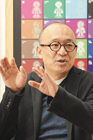 104資訊科技集團總經理阮劍安 記者鄭超文╱攝影