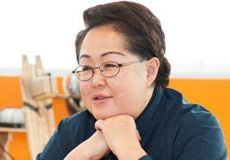 「好單位」創辦人黃英琦。 特派記者楊萬雲/香港攝影