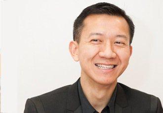 「香港社會創投基金」行政總裁魏華星。 特派記者楊萬雲/香港攝影