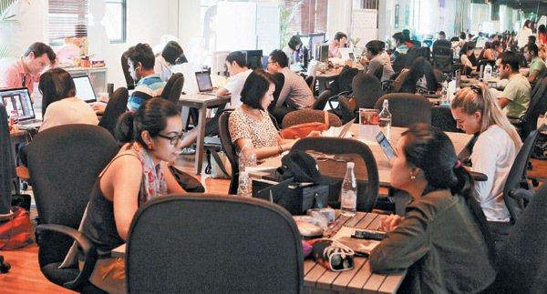 THE HUB SINGAPORE是新加坡年輕人社企點子匯聚之地,這裡有共享工作...