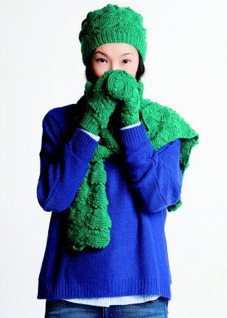 台灣女孩喬婉珊創立的品牌「Shokay」,以犛牛絨做成各式時尚編織品,成功創業,...
