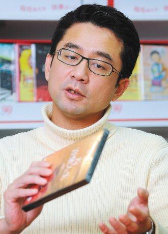 用心快樂社會企業執行長趙士懿,要讓每個人都能找到快樂。 記者盧振昇╱攝影