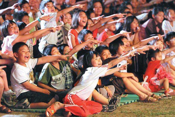 紙風車三一九鄉村兒童藝術工程,建立新的企業募款模式,讓活動推展更順利,帶給眾多孩...