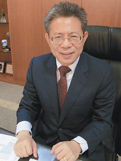 勞委會職訓局局長林三貴認為,長期照顧可靠社會企業好好發展。 記者何定照╱攝影