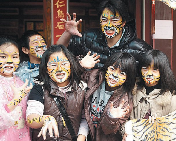 修完廣惠宮王公廟,葉永韶還舉辦求虎皮保平安活動,把這個屬於地方的故事傳唱下去。 ...