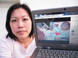 聶瑞瑩看著因弟媳葉貞妤至今昏迷,連侄子聶宏恩在一旁都沒有反應的照片,相當難過,也...