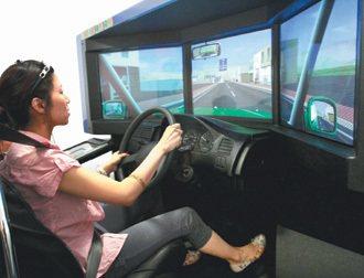 日本考駕照的代價高,不小心違規,很可能就被吊銷駕照,在駕訓班裡,業者提供多種交通...