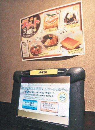 日本防酒駕法規處罰提供酒品者,因此若在居酒屋點酒,侍者會讓消費者點選「酒後不開車...