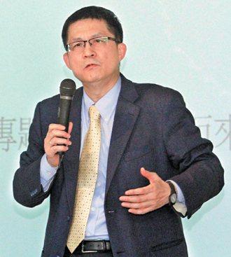 聯合報副社長羅國俊。 記者陳志曲/攝影