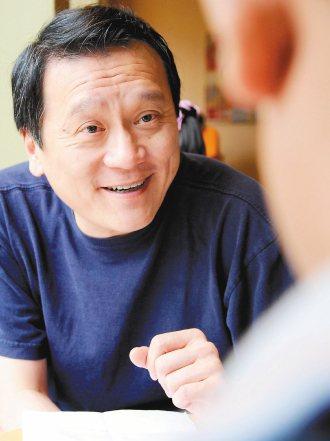 國科會主委朱敬一。 記者陳正興╱攝影