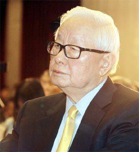 台積電董事長張忠謀。 記者潘俊宏╱攝影