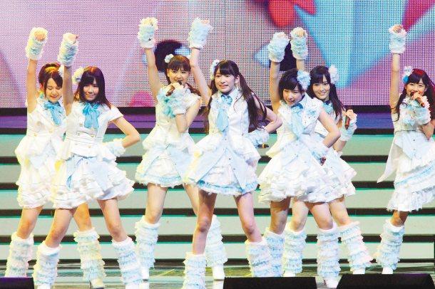 日本女子天團AKB48有意在台成立子團TPE48,將可為台灣流行音樂市場帶來新商...