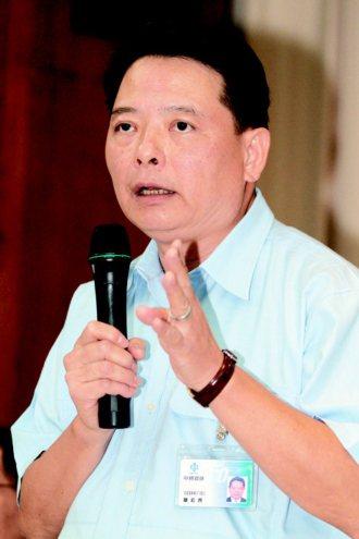 中鋼董事長鄒若齊 圖/經濟日報提供