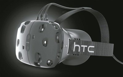 HTC Vive頭戴式裝置 圖/HTC提供