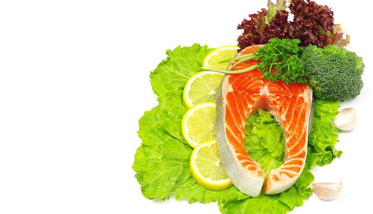 深海魚、抗氧化食物是血管的清道夫。 圖/ingimage