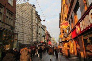 從哥本哈根看台北:斯托勒徒步街與公館徒步區
