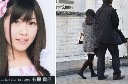 日本夯團AKB48成員眾多,相對地競爭也激烈,因此有不少成員畢業後另謀高就,如米澤瑠美、成瀨理、橘梨紗…等人轉至AV界。但畢業的成員中竟有人從事色情交易、下海賣淫,也因日本八卦雜誌《Friday》的...