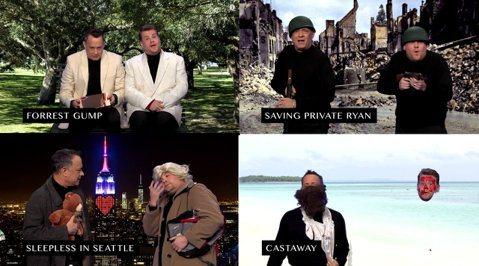 兩屆奧斯卡影帝湯姆漢克斯(Thomas Hanks)出道超過30年,演過無數的電影作品,日前他上美國脫口秀節目《The Late Late Show》,與主持人James Corden在短短不到七分...