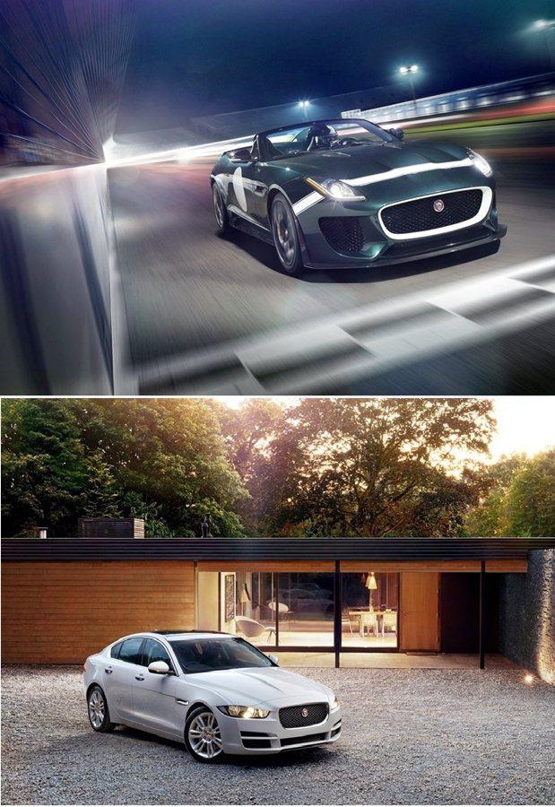 Jaguar今年將引進F-Type Project 7和全新XE等車系。 Jag...