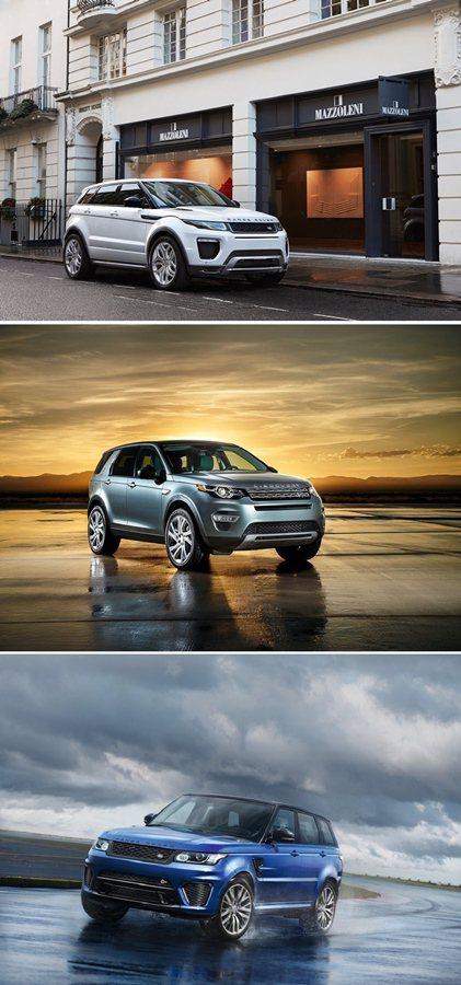 Land Rover品牌除今日發表的Range Rover Sport Dies...