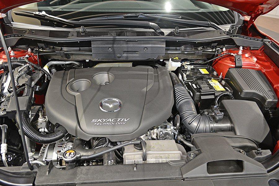 動力仍援用原有2.0升SKYACTIV-G汽油引擎和2.2升SKYACTIV-D...